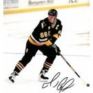 """Mario Lemieux """"Action"""" Autographed Pittsburgh Penguins 8"""" x 10"""" Action Photograph (Unframed)"""