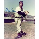 """Monte Irvin Autographed Chicago Cubs 8"""" x 10"""" Photograph (Unframed)"""