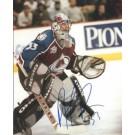 "Patrick Roy Autographed Colorado Avalanche 8"" x 10"" Photograph (Unframed)"