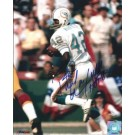 """Paul Warfield Autographed Miami Dolphins 8"""" x 10"""" Photograph Hall of Famer (Unframed)"""