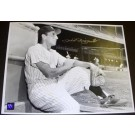 "Phil Rizzuto Autographed New York Yankees 11"" x 14"" Photograph (Unframed)"