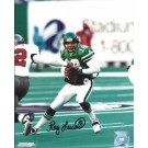 """Ray Lucas Autographed New York Jets 8"""" x 10"""" Photograph (Unframed)"""
