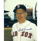 "Rick Ferrell Autographed Boston Red Sox 8"" x 10"" Photograph (Deceased) Hall of Famer (Unframed)"