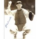 "Rick Ferrell Autographed Washington Senators 8"" x 10"" Photograph (Deceased Hall of Famer) (Unframed)"