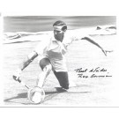 "Roy Emerson Autographed Tennis 8"" x 10"" Photograph (Unframed)"
