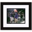 "Steve Spurrier Autographed Florida Gators Coaching 8"" x 10"" Photograph Gatorade dump- Custom Framed"