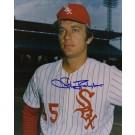 "Stan Bahnsen Autographed Chicago White Sox 8"" x 10"" Photograph (Unframed)"