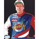 """Ted Musgrave Autographed Racing 8"""" x 10"""" Photograph (Unframed)"""