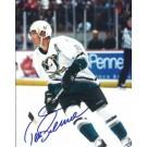 "Teemu Selanne ""Action"" Autographed Anaheim Ducks 8"" x 10"" Photograph (Unframed)"
