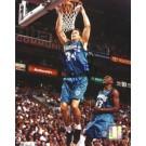 "Tom Gugliatta Autographed Minnesota Timberwolves 8"" x 10"" Photograph (Unframed)"