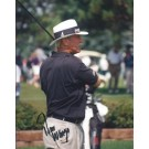 "Tom Wargo Autographed Golf 8"" x 10"" Photograph (Unframed)"