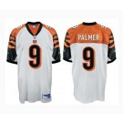 Carson Palmer Cincinnati Bengals #9 Authentic Reebok NFL Football Jersey (White)