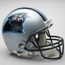Carolina Panthers NFL Riddell 1995-2011 Throwback Full Size Authentic Pro Line Football Helmet
