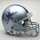 Dallas Cowboys NFL Riddell Authentic Pro Line Full Size Football Helmet