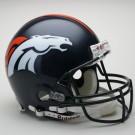 Denver Broncos NFL Riddell Authentic Pro Line Full Size Football Helmet