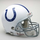 Indianapolis Colts NFL Riddell Authentic Pro Line Full Size Football Helmet