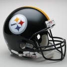 Pittsburgh Steelers NFL Riddell Authentic Pro Line Full Size Football Helmet