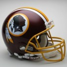 Washington Redskins NFL Riddell Authentic Pro Line Full Size Football Helmet