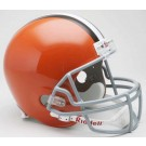 Cleveland Browns NFL Riddell Full Size Deluxe Replica Football Helmet