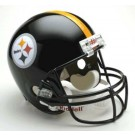 Pittsburgh Steelers NFL Riddell Full Size Deluxe Replica Football Helmet