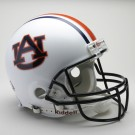 Auburn Tigers NCAA Pro Line Authentic Full Size Football Helmet From Riddell