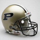 Purdue Boilermakers NCAA Pro Line Authentic Full Size Football Helmet From Riddell