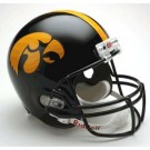 Iowa Hawkeyes NCAA Riddell Full Size Deluxe Replica Football Helmet