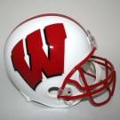 Wisconsin Badgers NCAA Riddell Full Size Deluxe Replica Football Helmet
