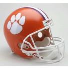Clemson Tigers NCAA Riddell Full Size Deluxe Replica Football Helmet