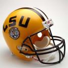 Louisiana State (LSU) Tigers NCAA Riddell Full Size Deluxe Replica Football Helmet