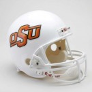 Oklahoma State Cowboys NCAA Riddell Full Size Deluxe Replica Football Helmet