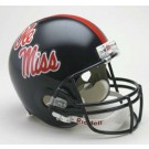 Mississippi (Ole Miss) Rebels NCAA Riddell Full Size Deluxe Replica Football Helmet