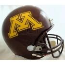 Minnesota Golden Gophers NCAA Riddell Full Size Deluxe Replica Football Helmet