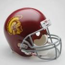 USC Trojans NCAA Riddell Full Size Deluxe Replica Football Helmet