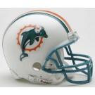 "Miami Dolphins ""Former Logo"" NFL Riddell Replica Mini Football Helmet"