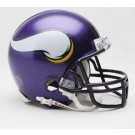 "Minnesota Vikings ""Former Logo"" NFL Riddell Replica Mini Football Helmet"