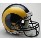 "St. Louis Rams (1981 - 1999) Riddell Full Size ""Old Style Throwback"" Authentic Football Helmet"
