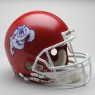 Fresno State Bulldogs NCAA Pro Line Authentic Full Size Football Helmet From Riddell