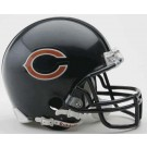 Chicago Bears NFL Riddell Replica Mini Football Helmet