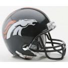 Denver Broncos NFL Riddell Replica Mini Football Helmet