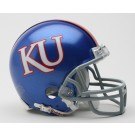 Kansas Jayhawks NCAA Riddell Replica Mini Football Helmet