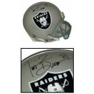 Tim Brown Autographed Oakland Raiders Official Riddell Pro Line Helmet