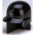 Colorado Rockies MLB Replica Mini Batting Helmet From Riddell