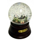 Edison Field (Anaheim Angels) MLB Baseball Stadium Snow Globe with Microchip Activated Song