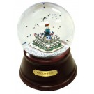 Wrigley Field (Chicago Cubs) MLB Baseball Stadium Snow Globe with Microchip Activated Song