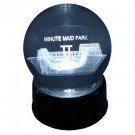 Minute Maid Park (Houston Astros) Laser Etched Crystal Ball