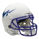 Air Force Academy Falcons NCAA Mini Authentic Football Helmet From Schutt