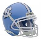 North Carolina Tar Heels NCAA Mini Authentic Football Helmet From Schutt