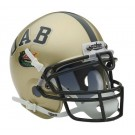 Alabama (Birmingham) Blazers NCAA Mini Authentic Football Helmet From Schutt