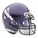 Northwestern Wildcats NCAA Mini Authentic Football Helmet From Schutt